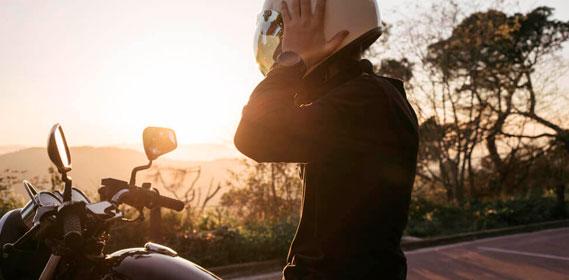 Cartas contempladas<br>de motos
